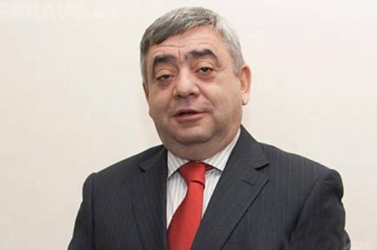 Суд принял решение об аресте Левона Саргсяна