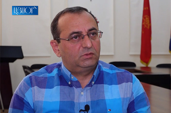 What takes place is not a revolution but degradation and distortion: Arstvik Minasyan on economic revolution stated by PM