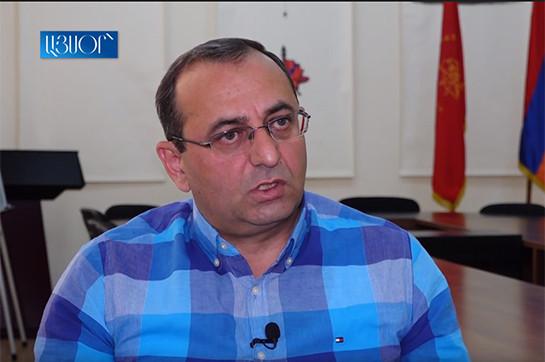 Вопрос эксплуатации Амулсарского рудника должен быть решен путем референдума – Арцвик Минасян