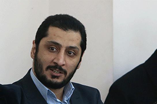 Դատարանը գրավի դիմաց ազատ է արձակել «Նորք Մարաշ» զինված խմբի առաջնորդ Արթուր Վարդանյանին