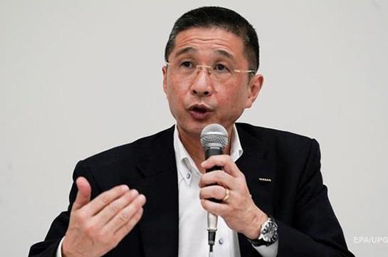 Nissan-ի ղեկավարը լքել է պաշտոնը