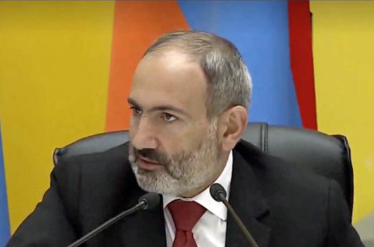 Считаю очевидным, что есть скулящие судьи – Никол Пашинян