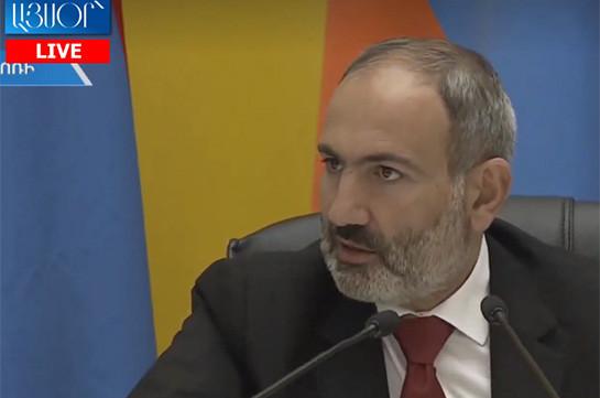 Пашинян: Президент Ирана 1 октября посетит Ереван