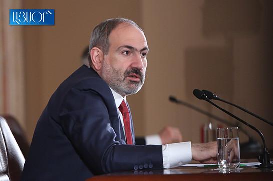CC's ruling in Kocharyan's case illegal: Nikol Pashinyan