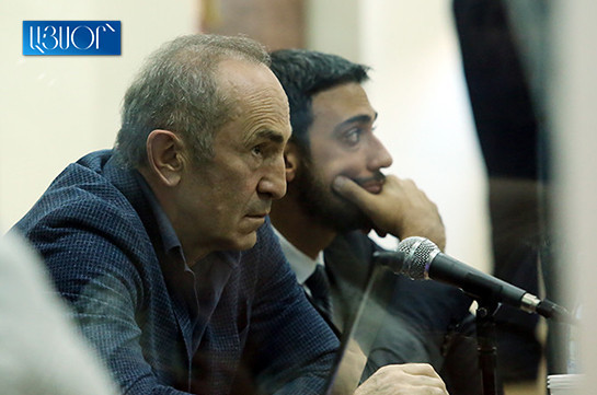 Armenia's ex-president Robert Kocharyan to remain in custody