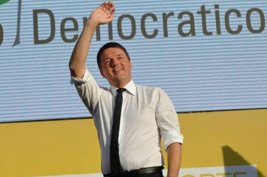 Экс-премьер Италии Маттео Ренци объявил о выходе из правящей Демократической партии