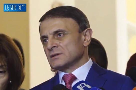 Начальник полиции Армении уходит в отставку