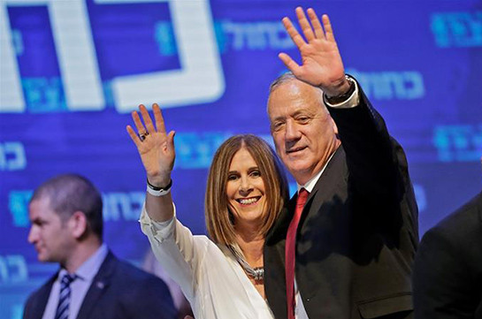 Israel election result too close to call - exit polls