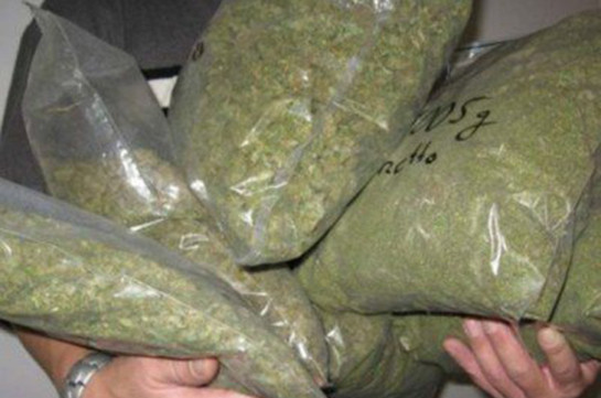 Новой Зеландии полиция изъяла партию марихуаны стоимостью более $3 млн