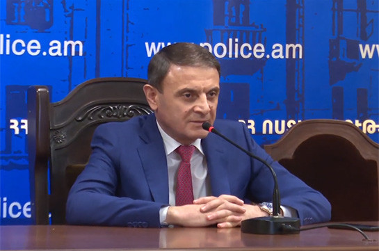 Valeriy Osipyan ready to assist the police with his knowledge and experience