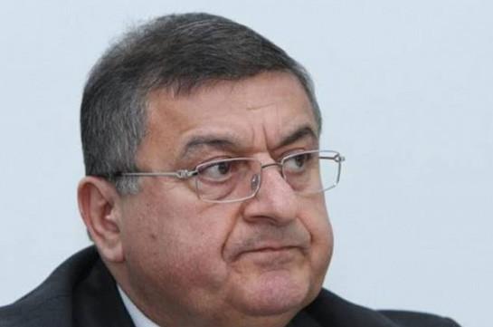 Գագիկ Ջհանգիրյանը քիչ առաջ արդարացվեց. վճռաբեկ դատարանը հրապարակեց որոշումը