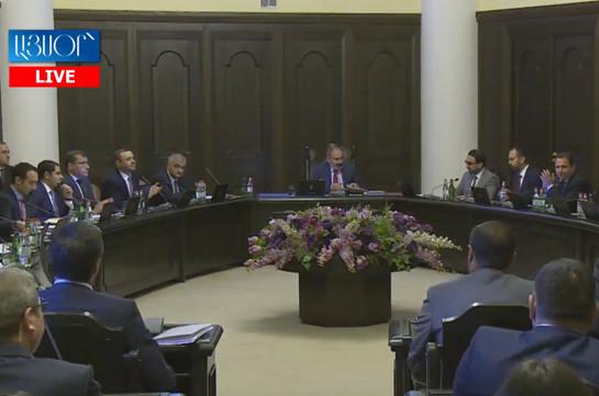 Назначены временные исполняющие обязанности глав СНБ и полиции Армении