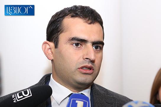 Кадровые перестановки проводятся в рабочем порядке – Акоп Аршакян
