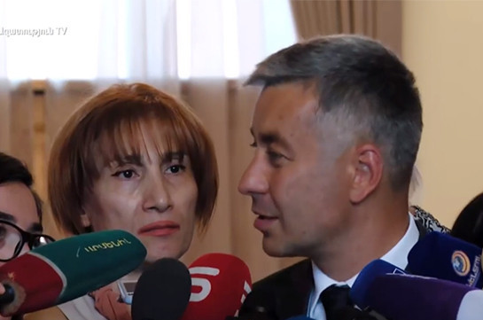 Incumbent ministers enjoy trust and support of Armenia's PM: spokesperson