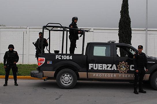 Шесть человек погибли в результате стрельбы в столице Мексики