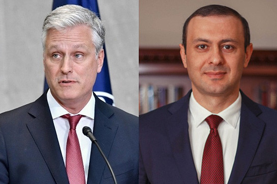 I look forward to meeting with you to further the Armenian-US security agenda: Armen Grigoryan to newly appointed US President's National Security Advisor