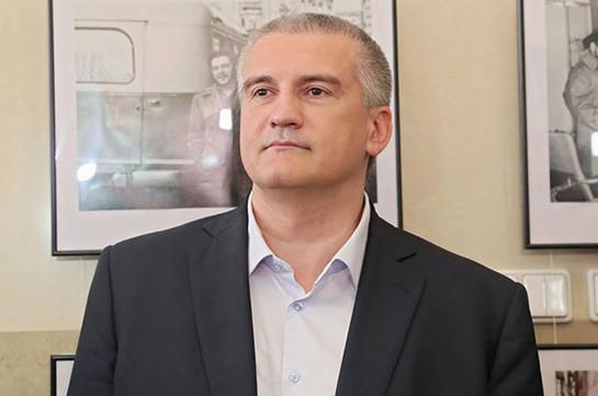 Աքսյոնովը վերընտրվել է Ղրիմի ղեկավարի պաշտոնում