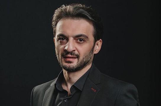 Դերասան Բաբկեն Չոբանյանին շնորհվել է ՀՀ վաստակավոր արտիստի կոչում