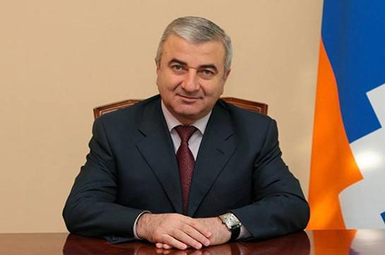 Ամեն նոր տարեդարձով Հայաստանի անկախ պետականությունն ավելի պետք է ամրապնդվի. Արցախի ԱԺ նախագահ