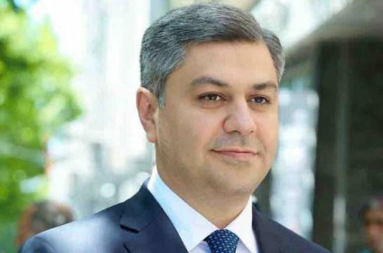 С праздником, Армения! Для тебя все наши мечты и программы – Артур Ванецян