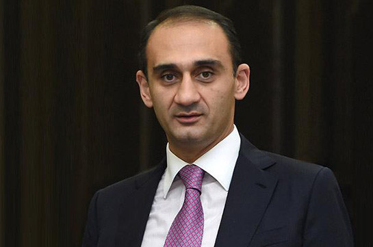 New criminal case not filed against former SCR chairman Vardan Harutyunyan, examination of the existing one continues: SIS spokesperson