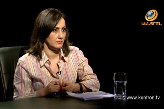 Կխոսեմ ավելի ուշ. Անժելա Թովմասյանը՝ «Հայելու առաջ» հաղորդումը փակելու մասին