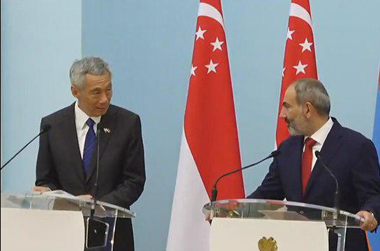 Armenia, Singapore to sign bilateral cooperation agreement
