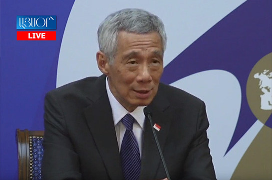 Free trade agreement with EAEU to contribute to economic development of countries: Singapore's PM