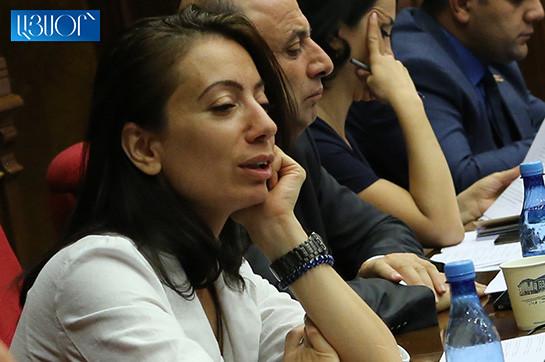 Если Андраник Кочарян ощутит надобность попросить извинение, то расслабленно попросит – Кристине Петросян