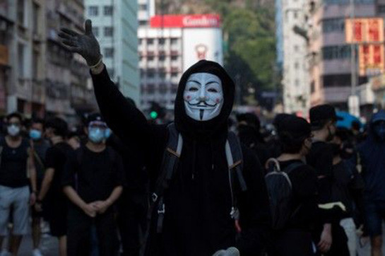 Hong Kong protests: Authorities headed for declare admit conceal court order
