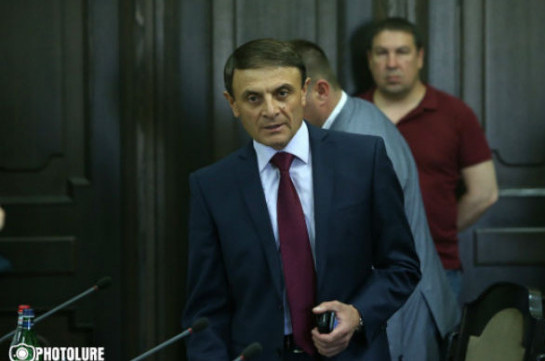 Վալերիյ Օսիպյանն ազատման դիմում է գրել ՀՀ վարչապետի գլխավոր խորհրդականի պաշտոնից