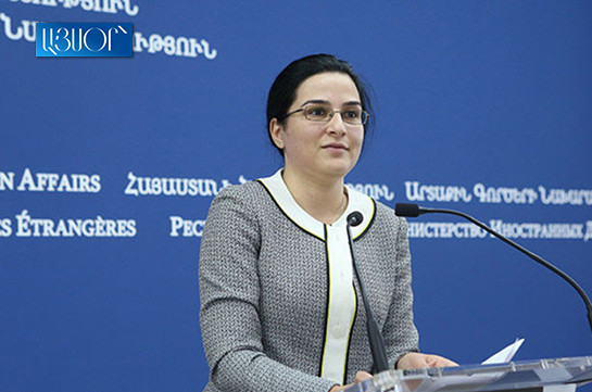 The maximalist stance of Azerbaijan remains unchanged: MFA spokesperson responds to Aliyev's speech at Valdai Discussion Club