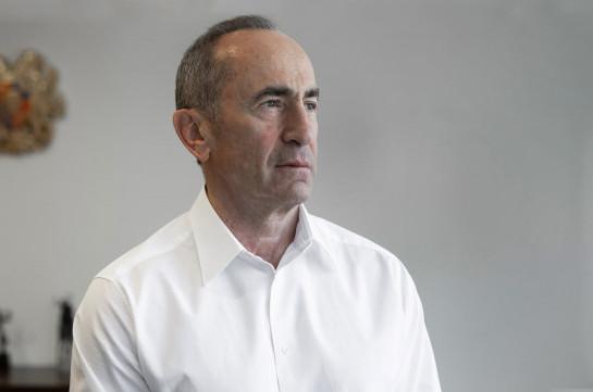 Если мы не протрезвеем, безопасность двух армянских государств окажется под серьезной угрозой – заявление в поддержку Роберта Кочаряна