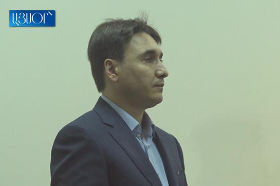 Ни у кого не должно вызывать сомнения, что даже в этом статусе я могу привлечь иностранные инвестиции для развития экономики Армении – Армен Геворкян