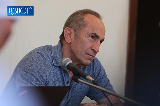 Armenia's second president to probably undergo surgery in upcoming days: Viktor Soghomonyan