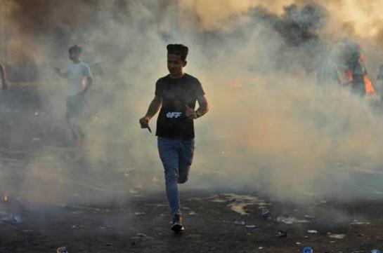 Армия Ирака признала чрезмерное употребление силы при разгоне демонстрантов в Багдаде