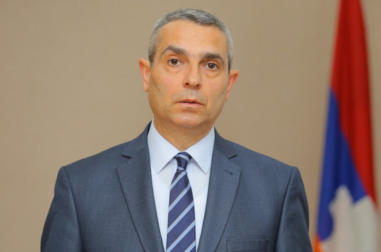 Artsakh foreign minister states about his nomination at 2020 presidential elections
