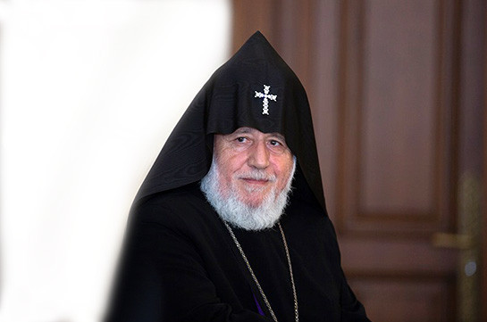 Armenia's Catholicos expresses concern over increasing number of divorces in Armenia
