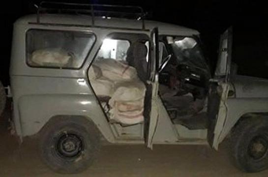 На севере Афганистана обнаружили заминированный автомобиль с тонной взрывчатки