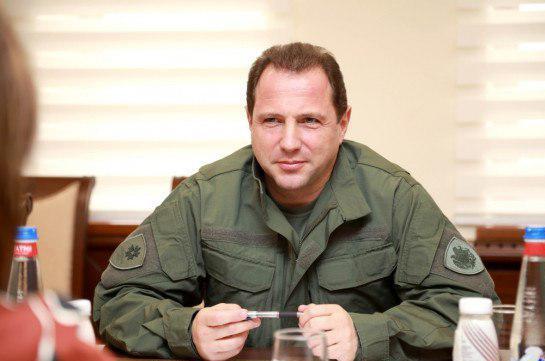 Президент Армении пока не получил предложение об освобождении Давида Тонояна