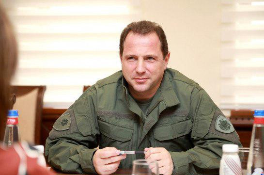 President's administration receives no proposal from PM to dismiss defense minister Davit Tonoyan from post
