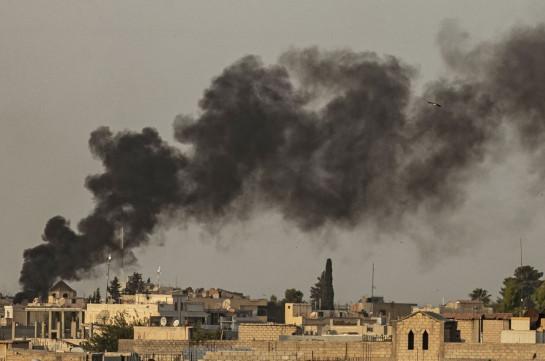 Turkey shells Syria's Tal Abyad and Qamishli, Armenian population to soon be evacuated: My Step lawmaker