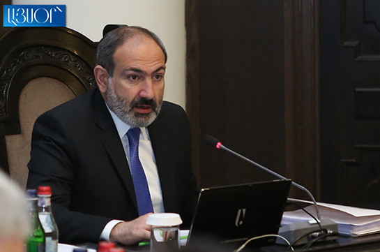 Armenia condemns Turkey's Syria offensive, calls international community undertake measures to stop illegal military actions: Armenia's PM