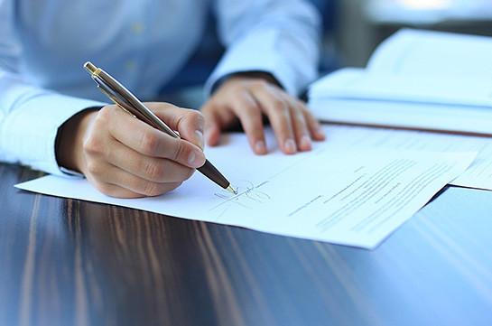 Հարկադիր կատարողն այսուհետ կարող է պարտապանի անունից պայմանագիր կնքել. իրազեկում