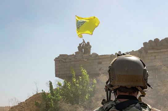 Сирийские курды заявили об отражении атаки ИГ