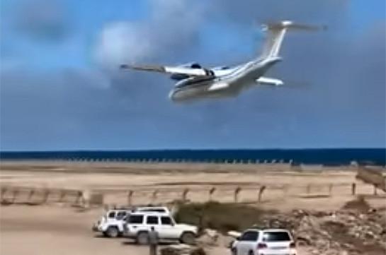 Մոգադիշոյում «Մարս Ավիա» ՓԲԸ կողմից շահագործվող օդանավը վթարային վայրէջք է կատարել