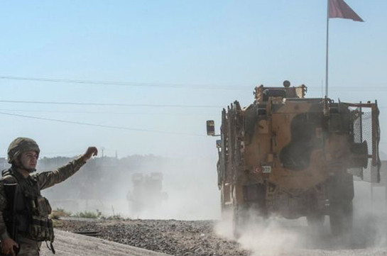 Turkey Syria offensive: Heavy fighting on second day of assault