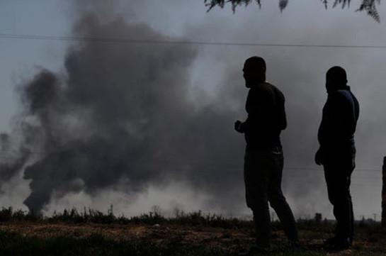 В Турции сообщили о гибели первого военного в ходе операции в Сирии