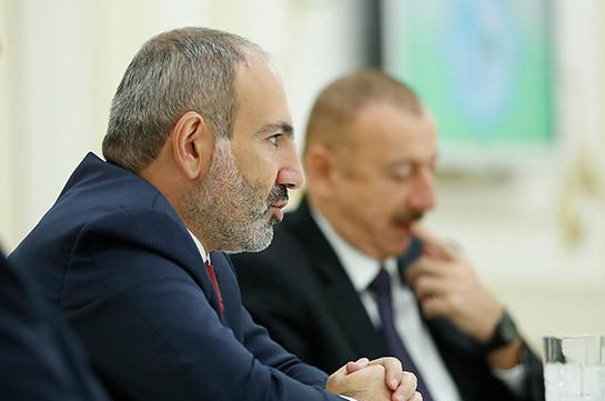 Слова президента Азербайджана неуважительны к главам государств СНГ – Никол Пашинян