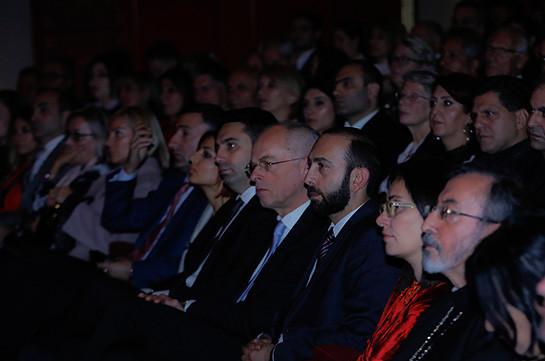 Делегация во главе с Араратом Мирзояном побывала в посольстве Армении в Нидерландах